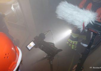 Jugendfeuerwehr dreht Image-Film