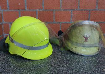 Neue Feuerwehrhelme – Investitionen in die Sicherheit der Rosbacher Einsatzkräfte