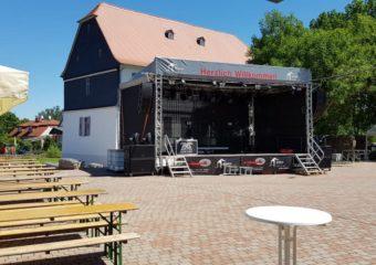 Das Rosbacher Burgfest fällt 2020 aus