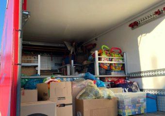 Hilfe für Betroffene des Hochwassers in Büdingen