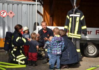 """""""Tag der offenen Tür 2015"""" bei der Feuerwehr in Rosbach"""